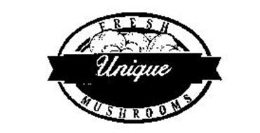 UNIQUE FRESH MUSHROOMS