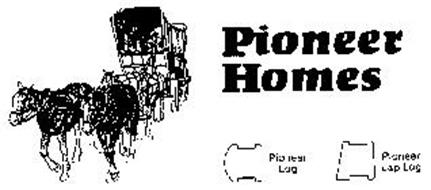 PIONEER HOMES PIONEER LOG PIONEER LAP LOG