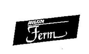 AVLON FERM