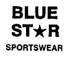 BLUE ST R SPORTSWEAR