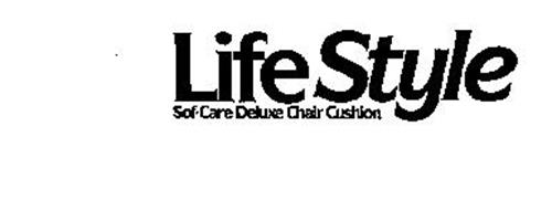 LIFESTYLE SOF-CARE DELUXE CHAIR CUSHION