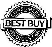 BEST BUY CONSUMERS DIGEST