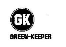 GK GREEN-KEEPER
