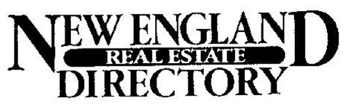 NEW ENGLAND REAL ESTATE DIRECTORY