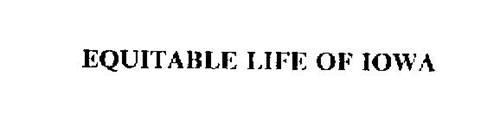 EQUITABLE LIFE OF IOWA