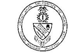 GREAT SEAL UNIVERSITY OF MIAMI CORAL GABLES FLORIDA 1925 INVESTIGATIO CONSERVATIO ET DISSEMINATIO SCIENTIAE MAGNA EST VERITAS