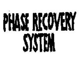 PHASE RECOVERY SYSTEM