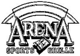 ARENA SPORTS GRILLE ADMIT ONE