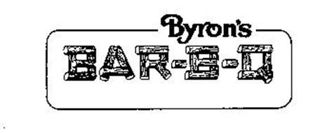 BYRON'S BAR-B-Q