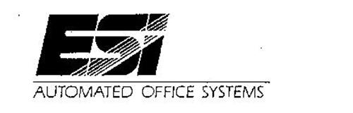 ESI AUTOMATED OFFICE SYSTEMS