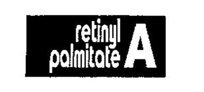RETINYL PALMITATE A
