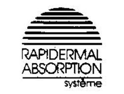 RAPIDERMAL ABSORPTION SYSTEME