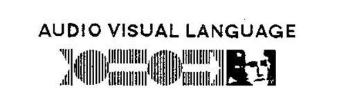 AUDIO VISUAL LANGUAGE