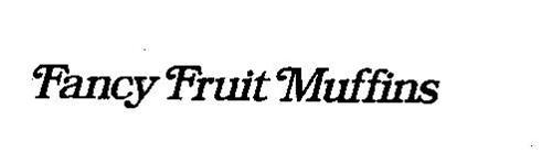 FANCY FRUIT MUFFINS