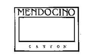 MENDOCINO CANYON