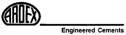 ARDEX ENGINEERED CEMENTS
