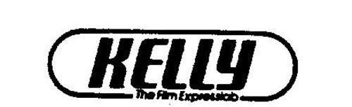 KELLY THE FILM EXPRESSLAB