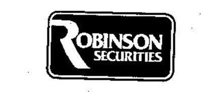ROBINSON SECURITIES