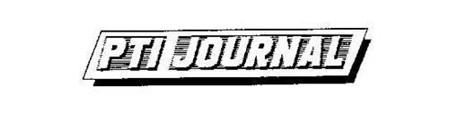 PTI JOURNAL