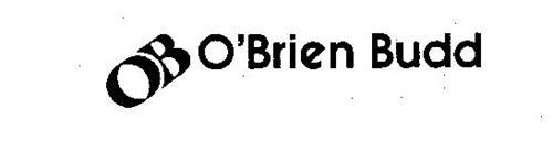 OBO'BRIEN BUDD