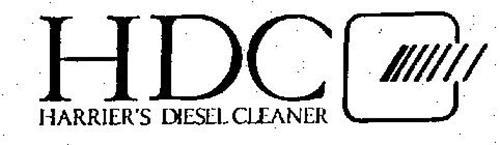 HDC HARRIER'S DIESEL CLEANER