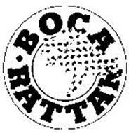 BOCA RATTAN