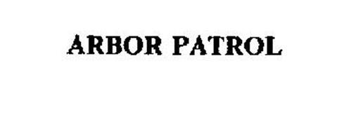 ARBOR PATROL