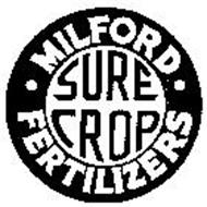 MILFORD SURE CROP FERTILIZERS