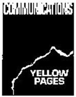 COMMUNICATIONS YELLOW PAGES