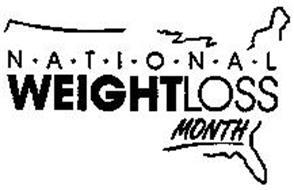 NATIONAL WEIGHTLOSS MONTH