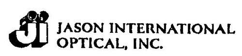 JI JASON INTERNATIONAL OPTICAL, INC.