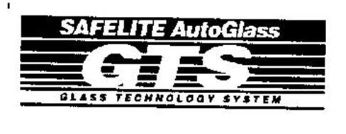 SAFELITE AUTOGLASS GTS GLASS TECHNOLOGY SYSTEM