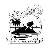 KIWI KIWI ISLAND BRAND