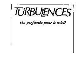 TURBULENCES EAU PARFUMEE POUR LE SOLEIL REVILLON
