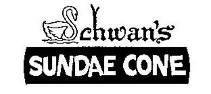 SCHWAN'S SUNDAE CONE