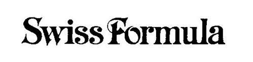 SWISS FORMULA