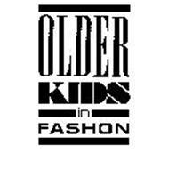 OLDER KIDS IN FASHON