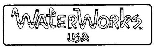 WATERWORKS USA