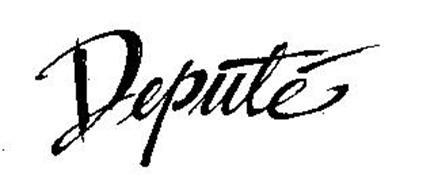 DEPUTE