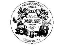 MAISON FONDEE EN 1854 INDE CHINE THE CEYLAN FORMOSE QUALITE SUPERIEURE MARIAGE FRERES M.F. LES MEILLEURS CRUS LA GRANDE TRADITION