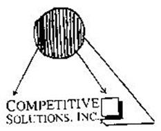 COMPETITIVE SOLUTIONS, INC.