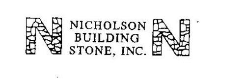 N NICHOLSON BUILDING STONE, INC. N