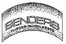 BENDERS RUBBER SUNGLASSES
