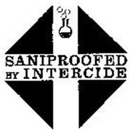 SANIPROOFED BY INTERCIDE
