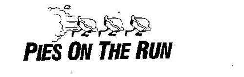 PIES ON THE RUN
