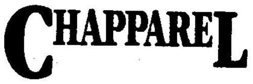 CHAPPAREL