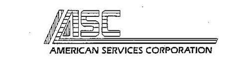 ASC AMERICAN SERVICES CORPORATION