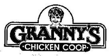 GRANNY'S CHICKEN COOP.