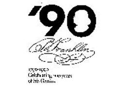 '90 B. FRANKLIN 1790-1990 CELEBRATING 200 YEARS OF HIS GENIUS