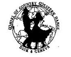 WHIRL OF COUNTRY WESTERN DANCE DICK & GENEVA